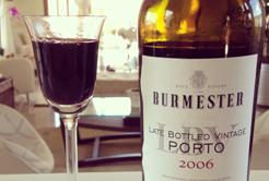 Vinho do Porto Burmester LBV