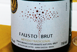 Sugestão do Sommelier: Fausto de Pizzato Brut