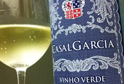 Sugestão do Sommelier: Casal Garcia