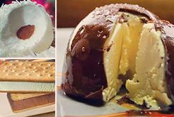 Experimente as Sobremesas Geladas Particolare
