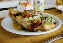 Sugestão do Chef: Bacalhau à Lagareiro