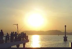 Conheça Santos: Deck dos Pescadores
