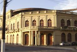 Conheça Santos: Teatro Coliseu