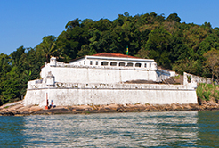 Conheça a Fortaleza da Barra Grande