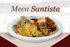 Meca Santista o prato de Santos
