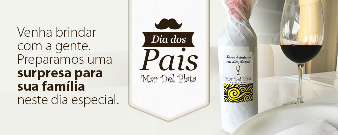 Mar Del Plata - Blog - Dia dos Pais