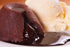 Petit Gâteau: uma mistura que deu certo