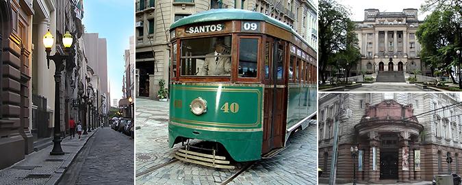 Mar Del Plata - Blog - Centro Histórico de Santos