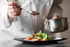 A diferença entre culinária e gastronomia