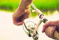 Escolhendo o equipamento correto – Vara de pesca