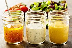 5 Molhos Para Acompanhar Sua Salada