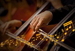 Orquestra Sinfônica de Santos se apresenta no Teatro Coliseu