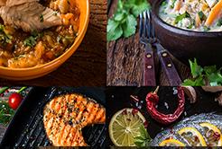 4 formas de saborear peixe