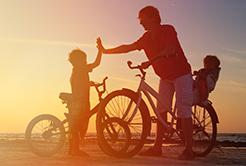 Feriado de Tiradentes: Aproveite a cidade de bicicleta