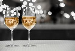 O que combina com Vinho Branco?