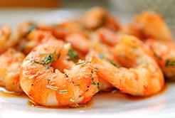Benefícios do camarão