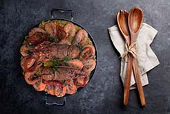 Curiosidades Gastronômicas: História da Paella