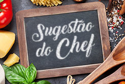 Sugestão do chef