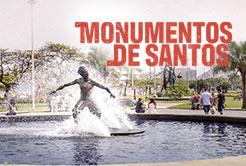 Monumentos de Santos | Restaurante Mar Del Plata