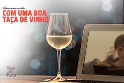 Filmes para assistir com uma boa taça de vinho