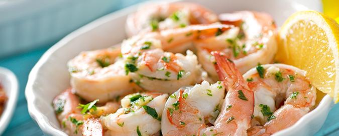 Restaurante Mar Del Plata - blog - Camarão tem a cara do verão conheça nossos pratos!