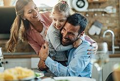 Bacalhau combina com família reunida. Peça pelo delivery